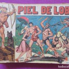 Livros de Banda Desenhada: LOTE 87 TEBEOS PIEL DE LOBO EDIDTORIAL MAGA VER NUMEROS CASI COMPLETA ORIGINALES. Lote 212528932