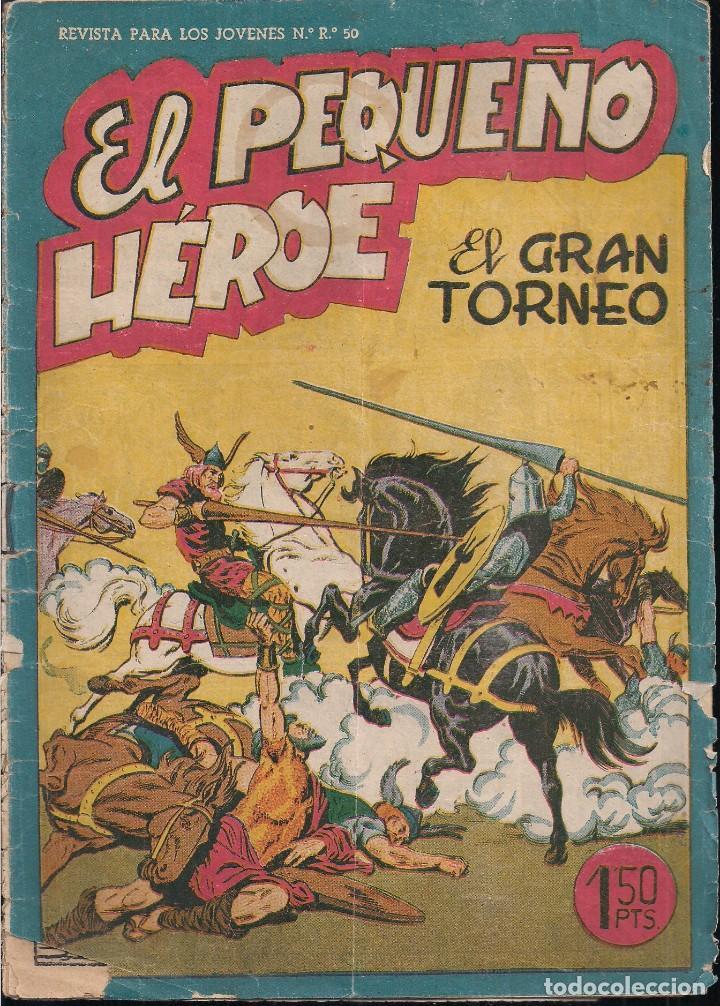 EL PEQUEÑO HEROE Nº 36: EL GRAN TORNEO (Tebeos y Comics - Maga - Pequeño Héroe)
