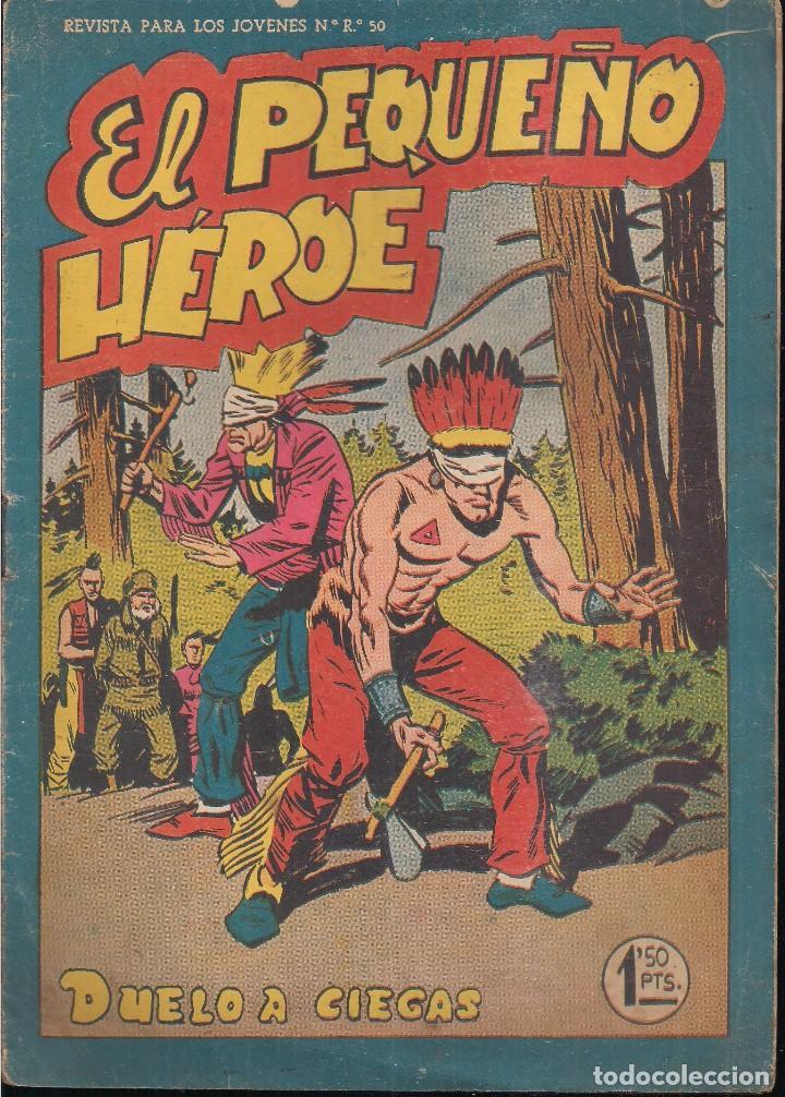 EL PEQUEÑO HEROE Nº 72: DUELO A CIEGAS (Tebeos y Comics - Maga - Pequeño Héroe)