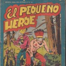 Tebeos: EL PEQUEÑO HEROE Nº 72: DUELO A CIEGAS. Lote 212610842