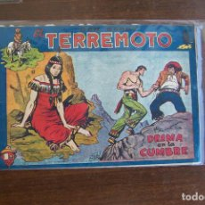 Tebeos: MAGA, DAN BARRY Nº COLECCIÓNABLES VER. Lote 212806887
