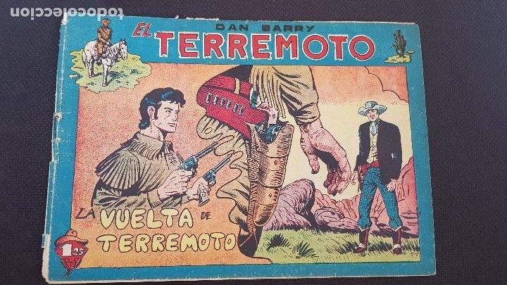 LA VUELTA DE TERREMOTO Nº68 (Tebeos y Comics - Maga - Dan Barry)