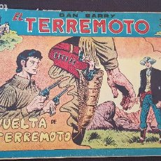 Livros de Banda Desenhada: LA VUELTA DE TERREMOTO Nº68. Lote 212827538