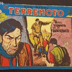 Tebeos: UNA TRAMPA EN EL BARRANCO Nº50 O 78. Lote 212827598
