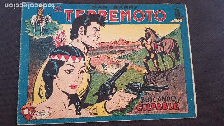 BUSCANDO AL CULPABLE Nº42 (Tebeos y Comics - Maga - Dan Barry)