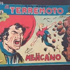 Tebeos: EL MEXICANO Nº35. Lote 212827751