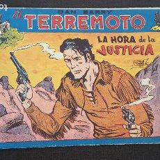 Tebeos: LA HORA DE LA JUSTICIA Nº52. Lote 212827988