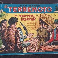 Tebeos: EL RASTRO DE NORTON Nº48. Lote 212828041