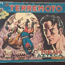 Tebeos: EL POBLADO AZTECA Nº44. Lote 212828083