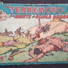 Tebeos: LA MUERTE DE AGUILA NEGRA N º17. Lote 212828131