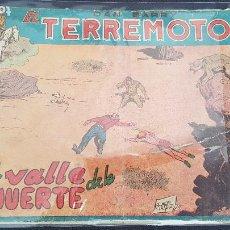 Tebeos: EL VALLE DE LA MUERTE N º16. Lote 212829486