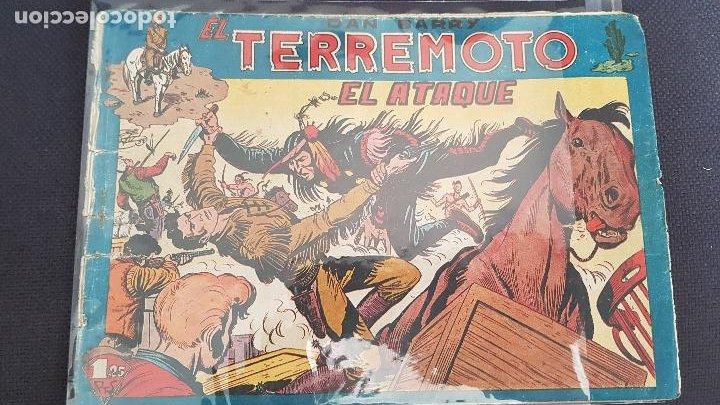 EL ATAQUE N º21 (Tebeos y Comics - Maga - Dan Barry)
