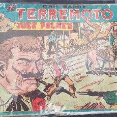 Tebeos: EL JUEZ PALMER. Lote 212829817