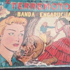 Tebeos: LA BANDA DEL ENCAPUCHADO Nº6. Lote 212829946