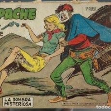 Livros de Banda Desenhada: APACHE JUNGLA 2ª PARTE Nº 25 - LA SOMBRA MISTERIOSA - MAGA - ORIGINAL - OJO, VER DESCRIPCION. Lote 212883713