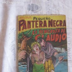 Tebeos: PEQUEÑO PANTERA NEGRA Nº 108. EDITORIAL MAGA 1958.. Lote 212986136