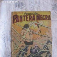 Tebeos: PEQUEÑO PANTERA NEGRA Nº 100. LUCHA ALUCINANTE. EDITORIAL MAGA. 1958.. Lote 212995842