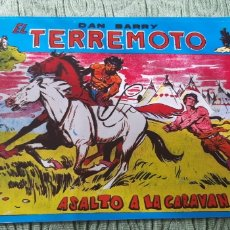 Tebeos: TEBEOS-COMICS GOYO - DAN BARRY 60 - MAGA 1954 - FACSÍMIL - AA98. Lote 214248002