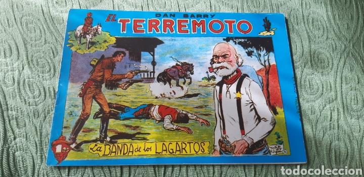 TEBEOS-COMICS GOYO - DAN BARRY 55 - MAGA 1954 - FACSÍMIL - AA98 (Tebeos y Comics - Maga - Dan Barry)