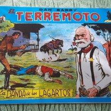 Tebeos: TEBEOS-COMICS GOYO - DAN BARRY 55 - MAGA 1954 - FACSÍMIL - AA98. Lote 214248186