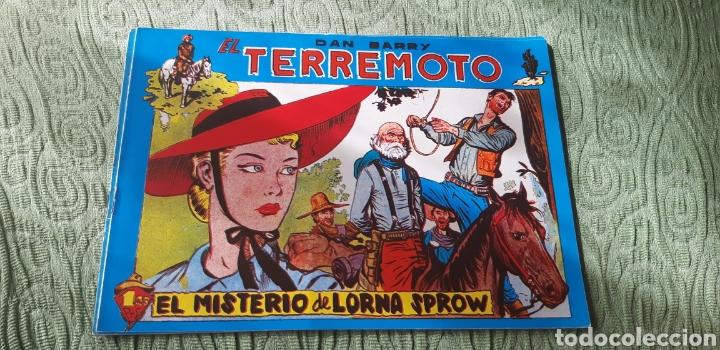 TEBEOS-COMICS GOYO - DAN BARRY 54 - MAGA 1954 - FACSÍMIL - AA98 (Tebeos y Comics - Maga - Dan Barry)