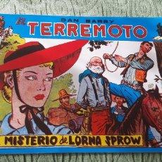 Tebeos: TEBEOS-COMICS GOYO - DAN BARRY 54 - MAGA 1954 - FACSÍMIL - AA98. Lote 214248412