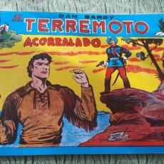Tebeos: TEBEOS-COMICS GOYO - DAN BARRY 43 - MAGA 1954 - FACSÍMIL - AA98. Lote 214250471