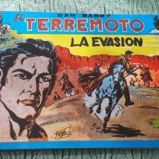 Tebeos: TEBEOS-COMICS GOYO - DAN BARRY 41 - MAGA 1954 - FACSÍMIL - AA98. Lote 214250756