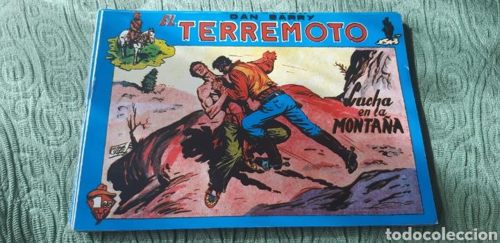 TEBEOS-COMICS GOYO - DAN BARRY 38 - MAGA 1954 - FACSÍMIL - AA98 (Tebeos y Comics - Maga - Dan Barry)
