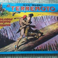 Tebeos: TEBEOS-COMICS GOYO - DAN BARRY 36 - MAGA 1954 - FACSÍMIL - AA98. Lote 214252268