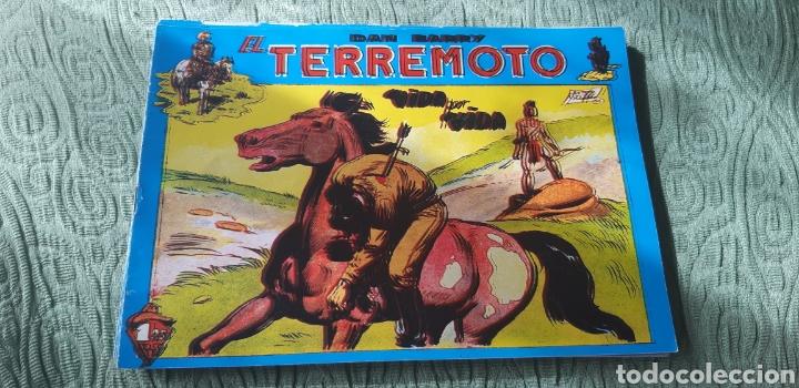 TEBEOS-COMICS GOYO - DAN BARRY 34 - MAGA 1954 - FACSÍMIL - AA98 (Tebeos y Comics - Maga - Dan Barry)