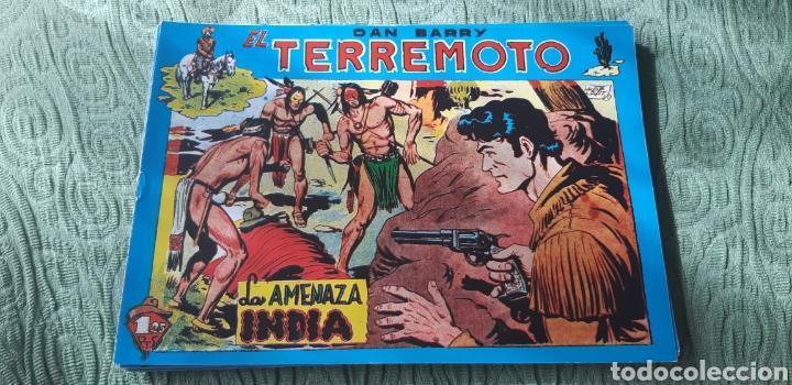 TEBEOS-COMICS GOYO - DAN BARRY 33 - MAGA 1954 - FACSÍMIL - AA98 (Tebeos y Comics - Maga - Dan Barry)