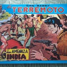 Tebeos: TEBEOS-COMICS GOYO - DAN BARRY 33 - MAGA 1954 - FACSÍMIL - AA98. Lote 214252993