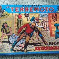 Tebeos: TEBEOS-COMICS GOYO - DAN BARRY 31 - MAGA 1954 - FACSÍMIL - AA98. Lote 214253767