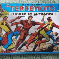 Tebeos: TEBEOS-COMICS GOYO - DAN BARRY 30 - MAGA 1954 - FACSÍMIL - AA98. Lote 214253982