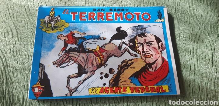 TEBEOS-COMICS GOYO - DAN BARRY 29 - MAGA 1954 - FACSÍMIL - AA98 (Tebeos y Comics - Maga - Dan Barry)