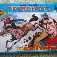 Tebeos: TEBEOS-COMICS GOYO - DAN BARRY 29 - MAGA 1954 - FACSÍMIL - AA98. Lote 214254263