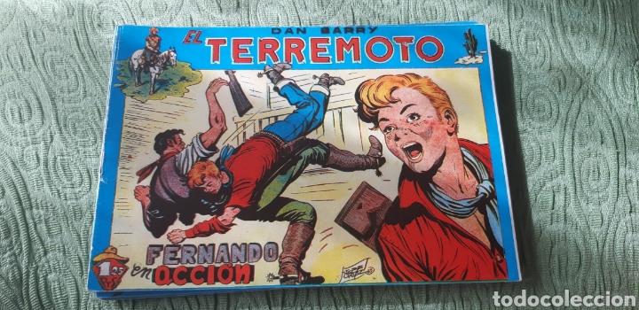 TEBEOS-COMICS GOYO - DAN BARRY 25 - MAGA 1954 - FACSÍMIL - AA98 (Tebeos y Comics - Maga - Dan Barry)