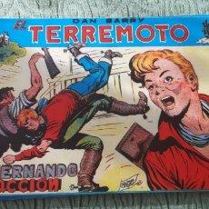 Tebeos: TEBEOS-COMICS GOYO - DAN BARRY 25 - MAGA 1954 - FACSÍMIL - AA98. Lote 214254948