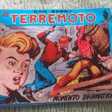 Livros de Banda Desenhada: TEBEOS-COMICS GOYO - DAN BARRY 22 - MAGA 1954 - FACSÍMIL - AA98. Lote 214255447