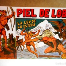Livros de Banda Desenhada: PIEL DE LOBO Nº 34 : LA LEY DE LA ESTEPA ( FACSÍMIL ). Lote 215631253