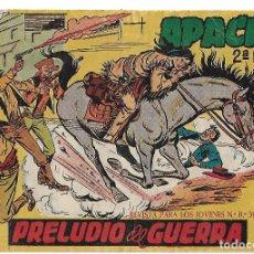 Tebeos: APACHE SEGUNDA - ORIGINAL - COMPLETA. Lote 215963883