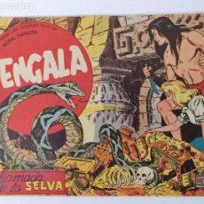 Giornalini: BENGALA N°2 EDT. MAGA 1959. Lote 216659161
