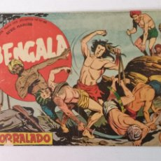 Livros de Banda Desenhada: BENGALA N°3 EDT. MAGA 1959. Lote 216659333