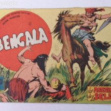 Tebeos: BENGALA N°21 EDT. MAGA 1959. Lote 216665365