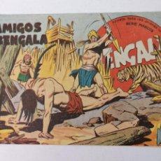 Tebeos: BENGALA N°25 EDT. MAGA 1959. Lote 216667288
