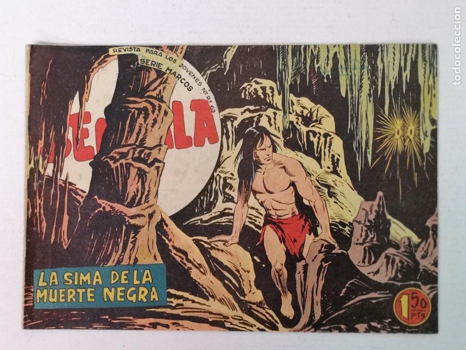 BENGALA N°31 EDT. MAGA 1959 (Tebeos y Comics - Maga - Bengala)