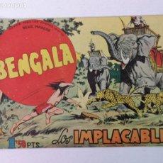 Giornalini: BENGALA N°32 EDT. MAGA 1959. Lote 216673782
