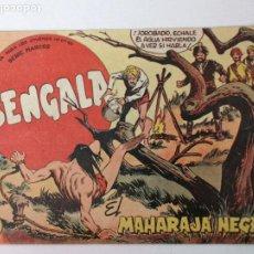 Tebeos: BENGALA N°38 EDT. MAGA 1959. Lote 216674825