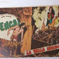 Giornalini: BENGALA N°44 EDT. MAGA 1959. Lote 216675952